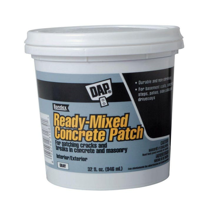 31084 QT READY-MIXED CONCRETE PATCH