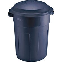 Rubbermaid Refuse Container with lid, 32 Gallon