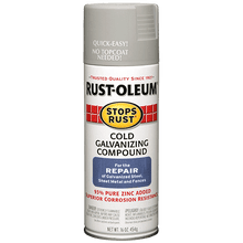 Rustoleum Stops Rust Cold Galvanizing Compound Spray
