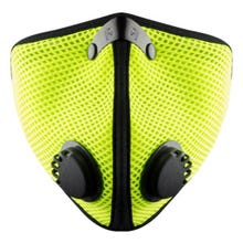 RZ Dust Mask, Fluorescent Green, Adult Medium