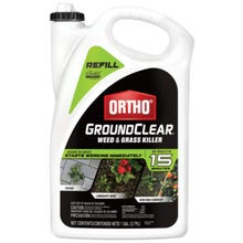 Ortho Weed and Grass Killer, Liquid, Refill Application, 1 gal Jug