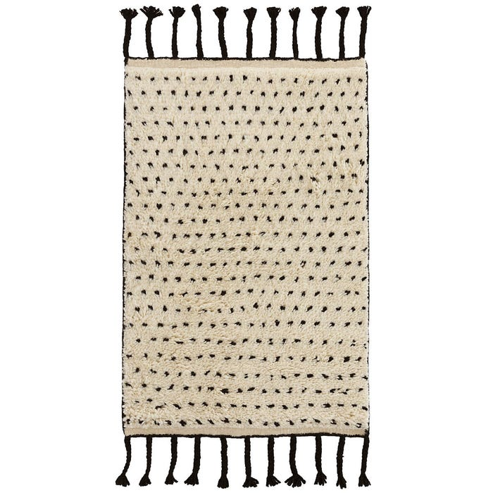 Dash & Albert Speck  Hand Knotted Wool Rug