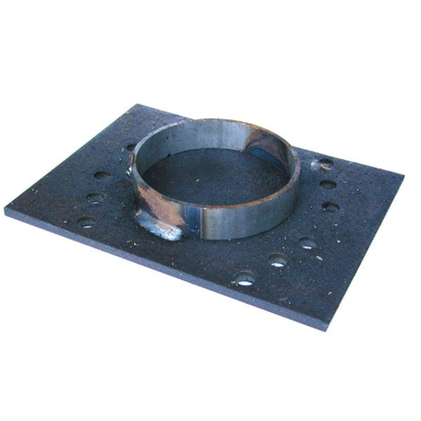 Springfield Plate for 4 in. Lally Column