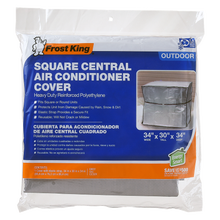 Frost King Square Central Air Conditioner Cover, Outdoor