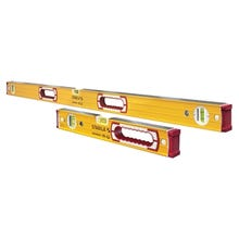 Stabila 37816 Beam Level Set, 5-Vial, Aluminum