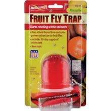 RESCUE Fruit Fly Trap, 1 Card