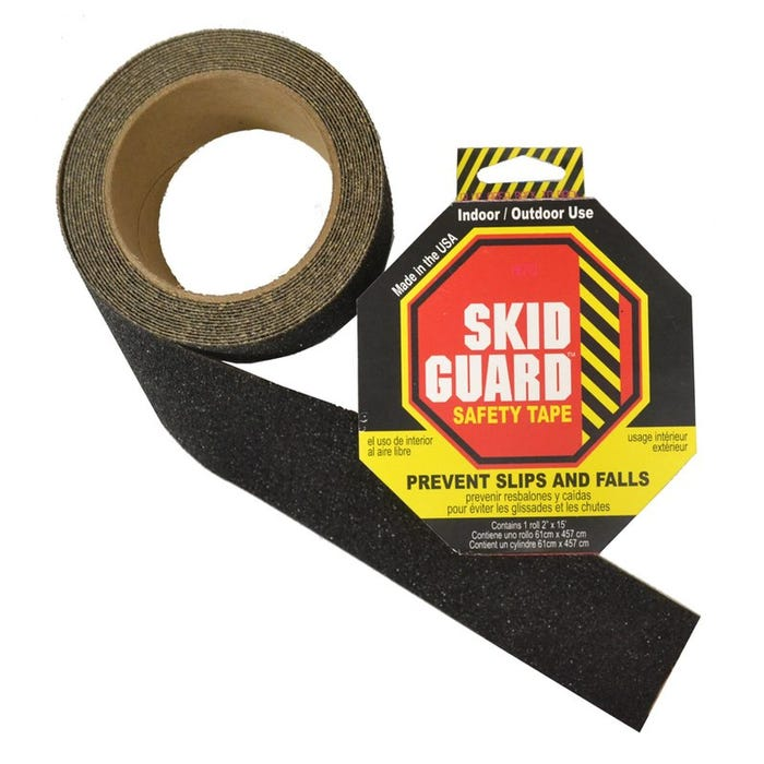 SURE-FOOT SKID GUARD SAFETY TAPE, 2 in. x 15 ft. Roll