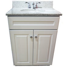 "KraftMaid Bath Vanity Cabinets 36"" x 21""; 2 Drawers/Right Cabinet Door"