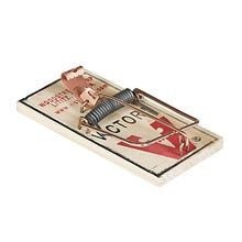 Wooster Original Metal Pedal Mouse Trap - 2 Pack