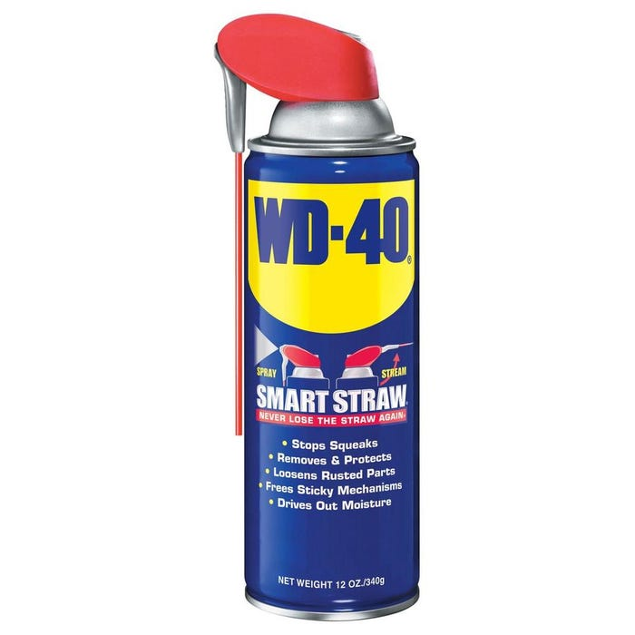 12OZ WD-40 W/SMART STRAW