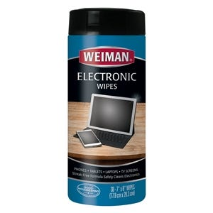 Weiman Electronic Cleaning Wipes