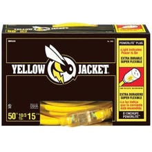 Image 2 of CCI 2805 Extension Cord, 10 AWG, Yellow Jacket, 50 ft L