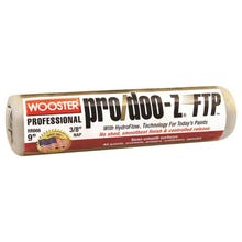 "Wooster 9"" x 3/8"" Pro/Doo-Z FTP Roller Cover"