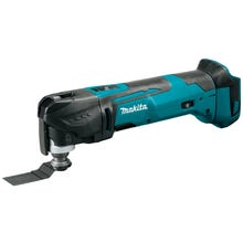 Makita XMT03Z Oscillating Multi-Tool, Bare Tool, 18 V Battery, Lithium-Ion Battery, 1-1/4 in Blade