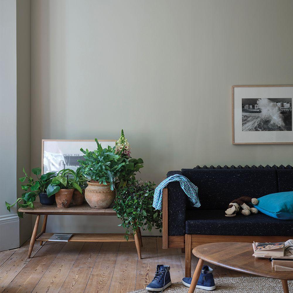 Ash Grey Living Room