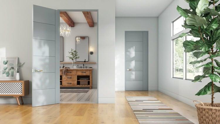 TruStile TMIR6001 MDF Door