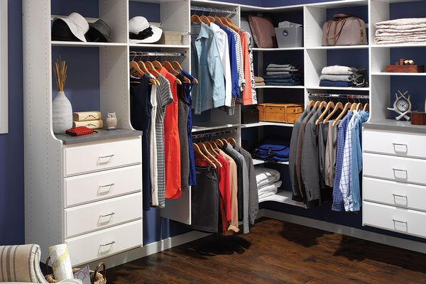 Closet Organizers & Shelving