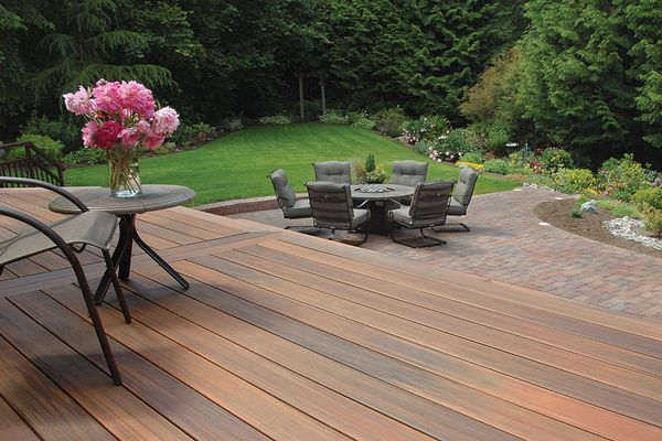 Composite & PVC Decking