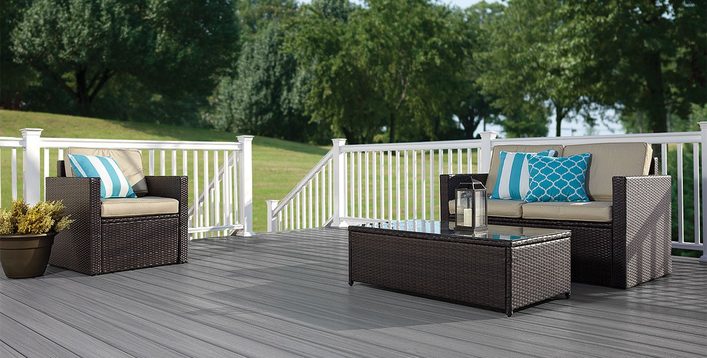 Deck & Porch Railings